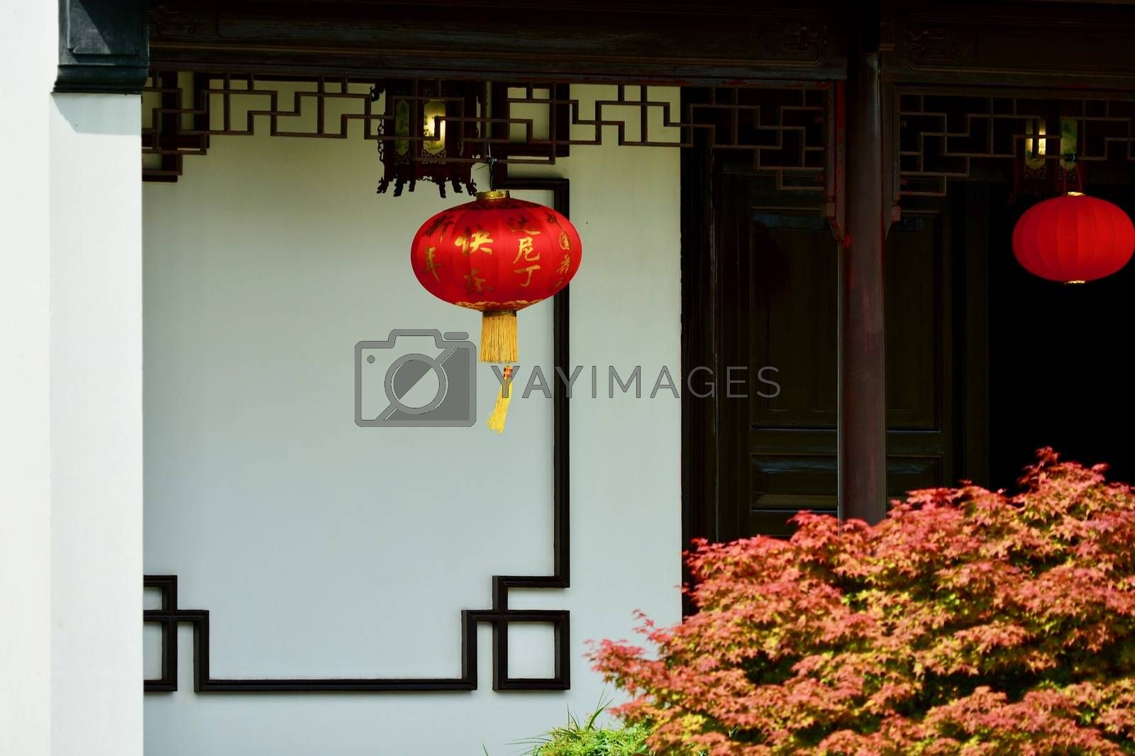 Chinese New Year decorations; traditions and celebrations