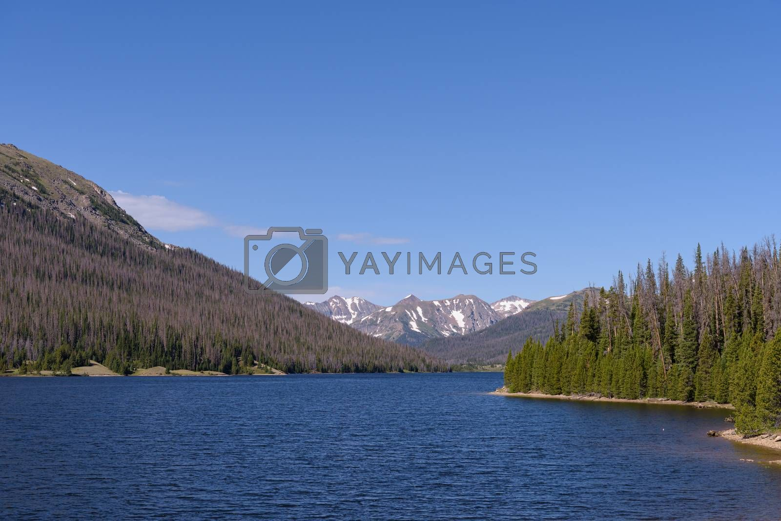Colorado Scenic Beauty. The Never Summer Mountains of Northern C by Gary Gray
