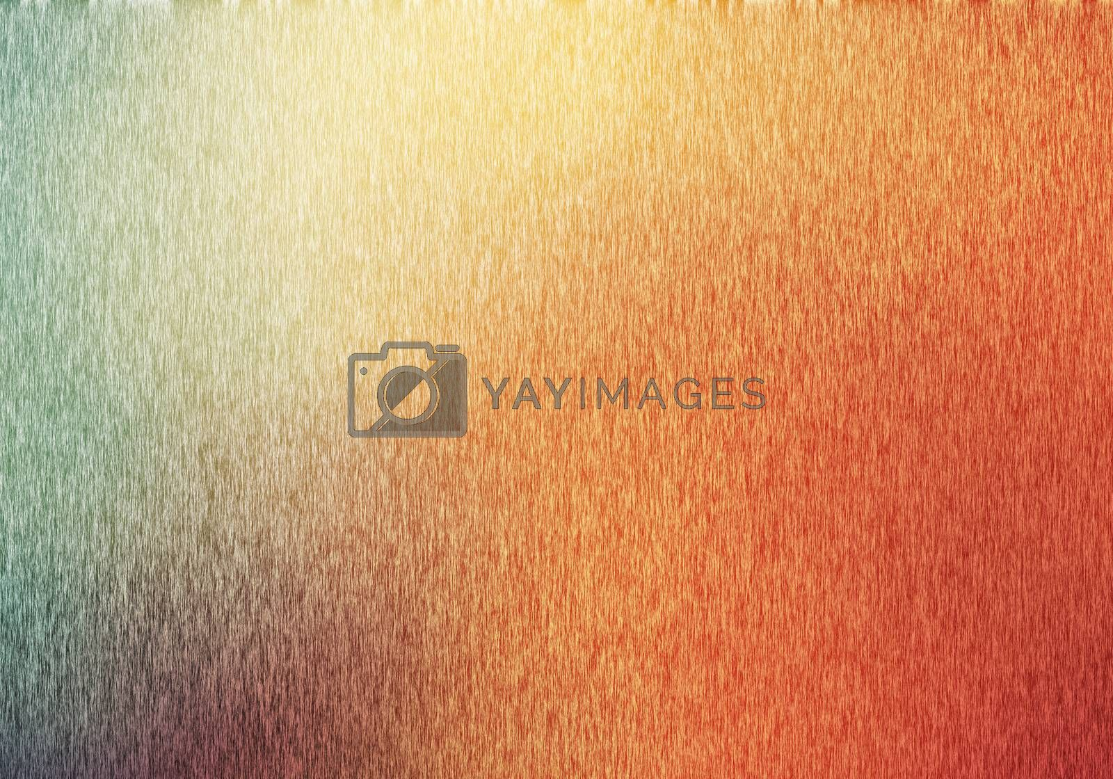 Abstract colorful bokeh and blur nature background.