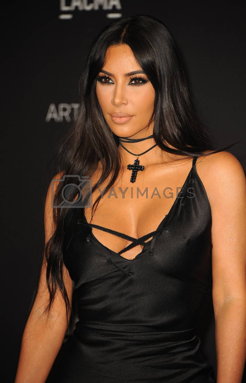 Kim Kardashian at the 2018 LACMA Art + Film Gala held at the LACMA in Los Angeles, USA on November 3, 2018.