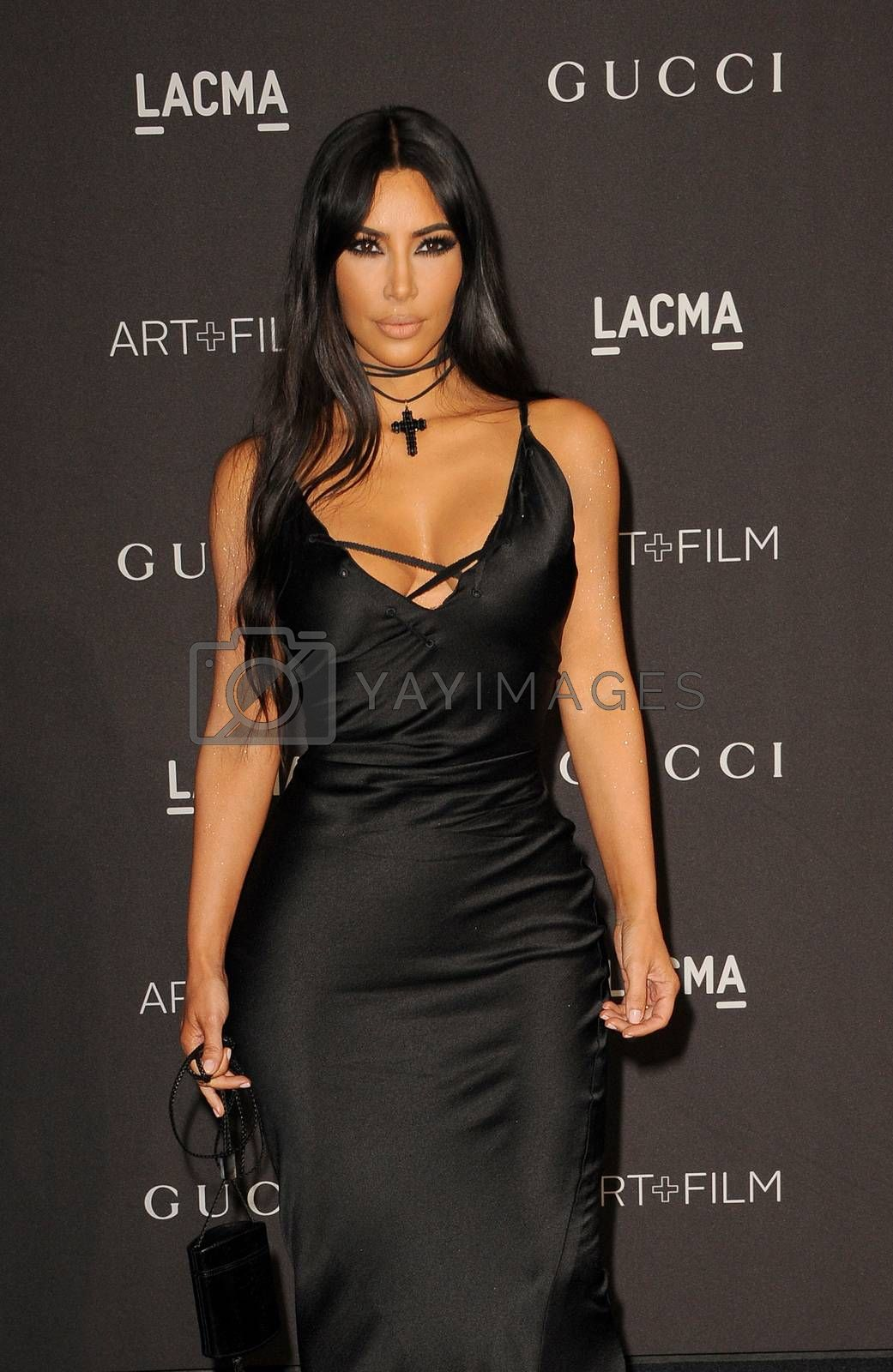 Royalty free image of Kim Kardashian by Lumeimages