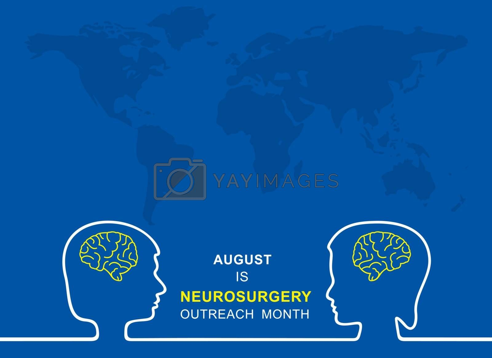 Neurosurgery Outreach Month observed in August by graphicsdunia4you