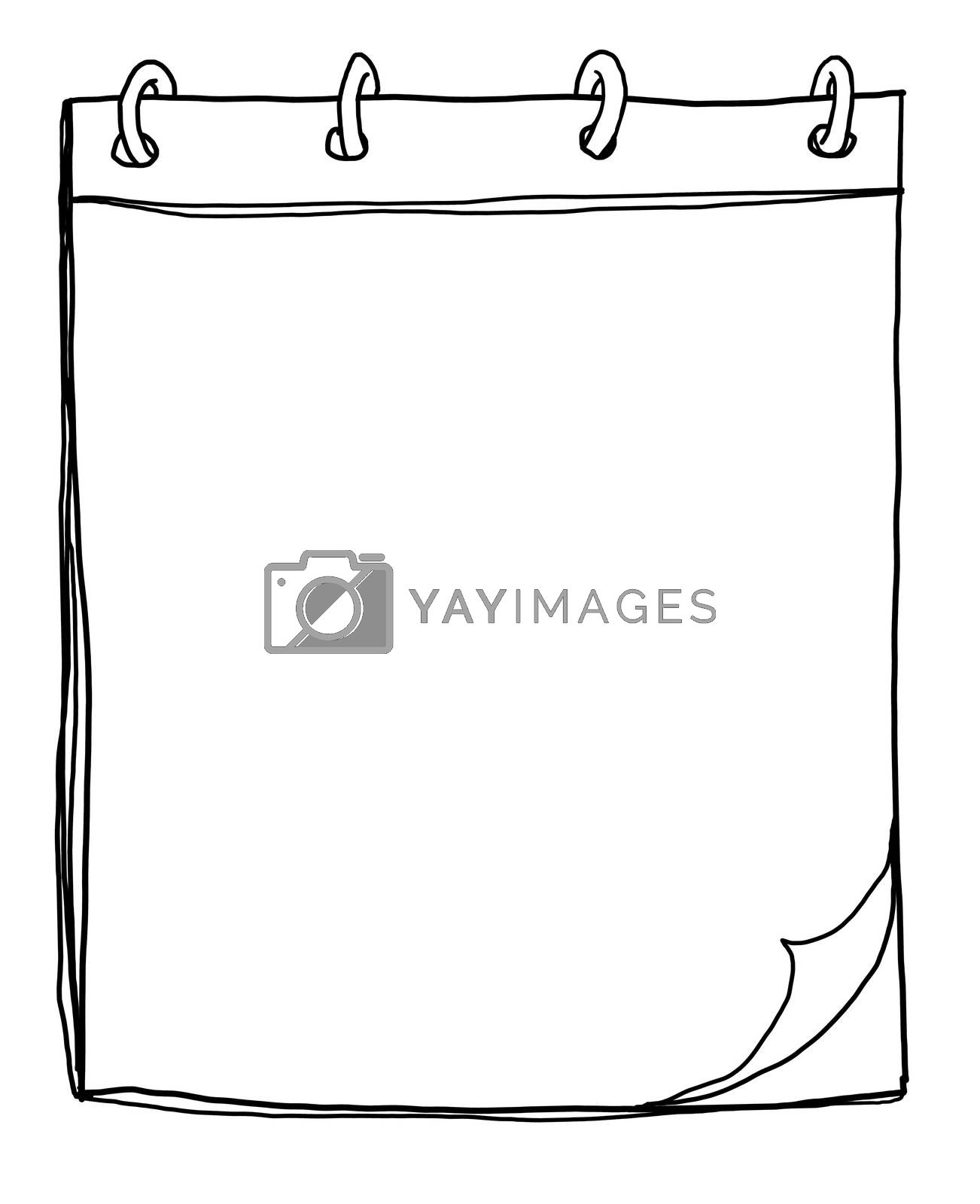 notebook art painting cute lineart  illustration