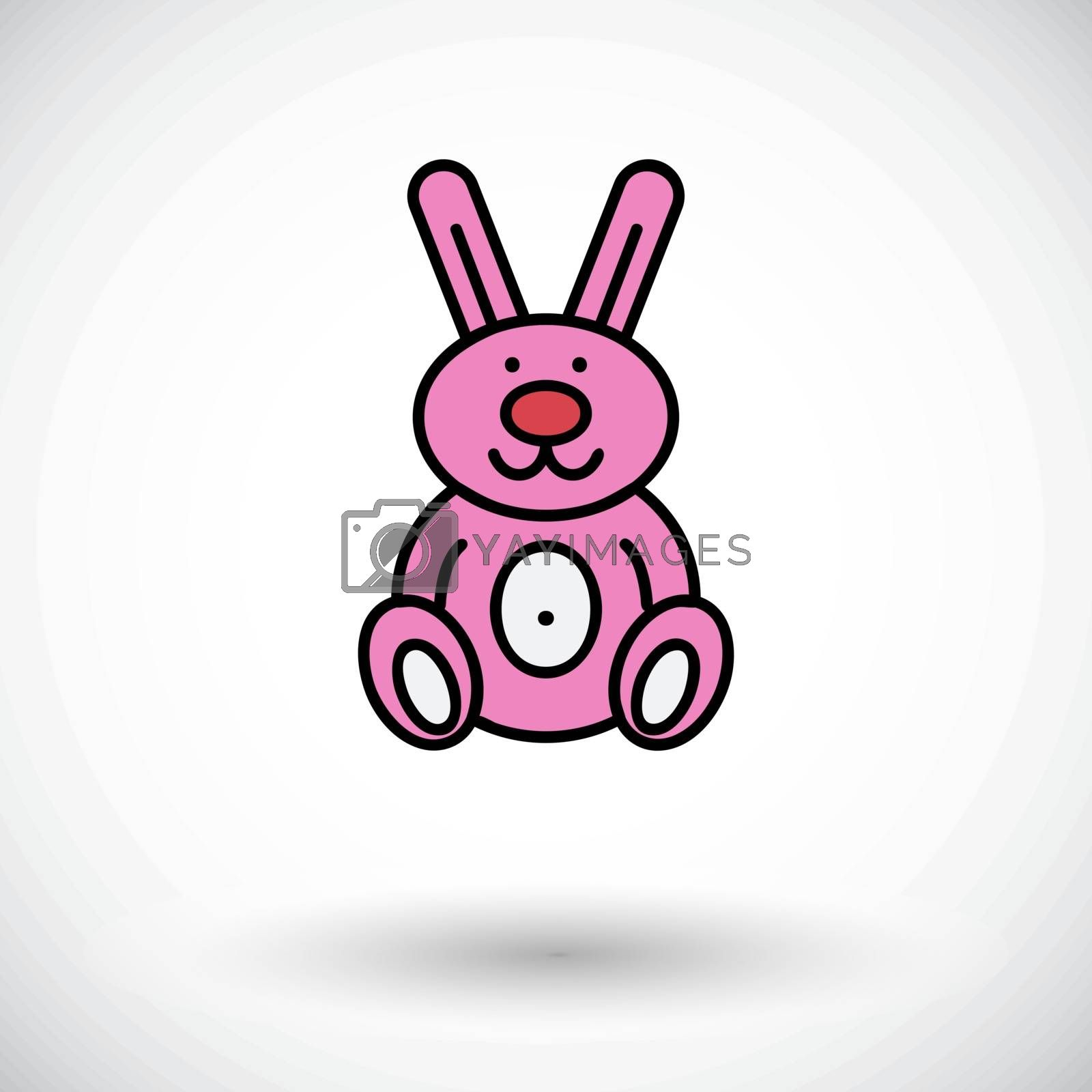 Rabbit toy by smoki