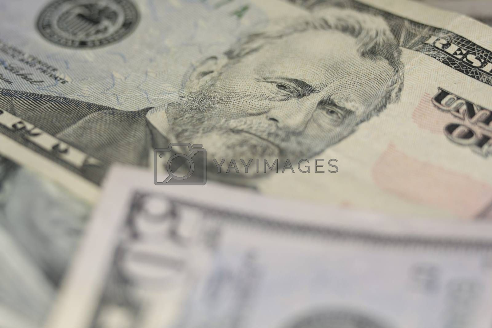 Fifty dollars banknote