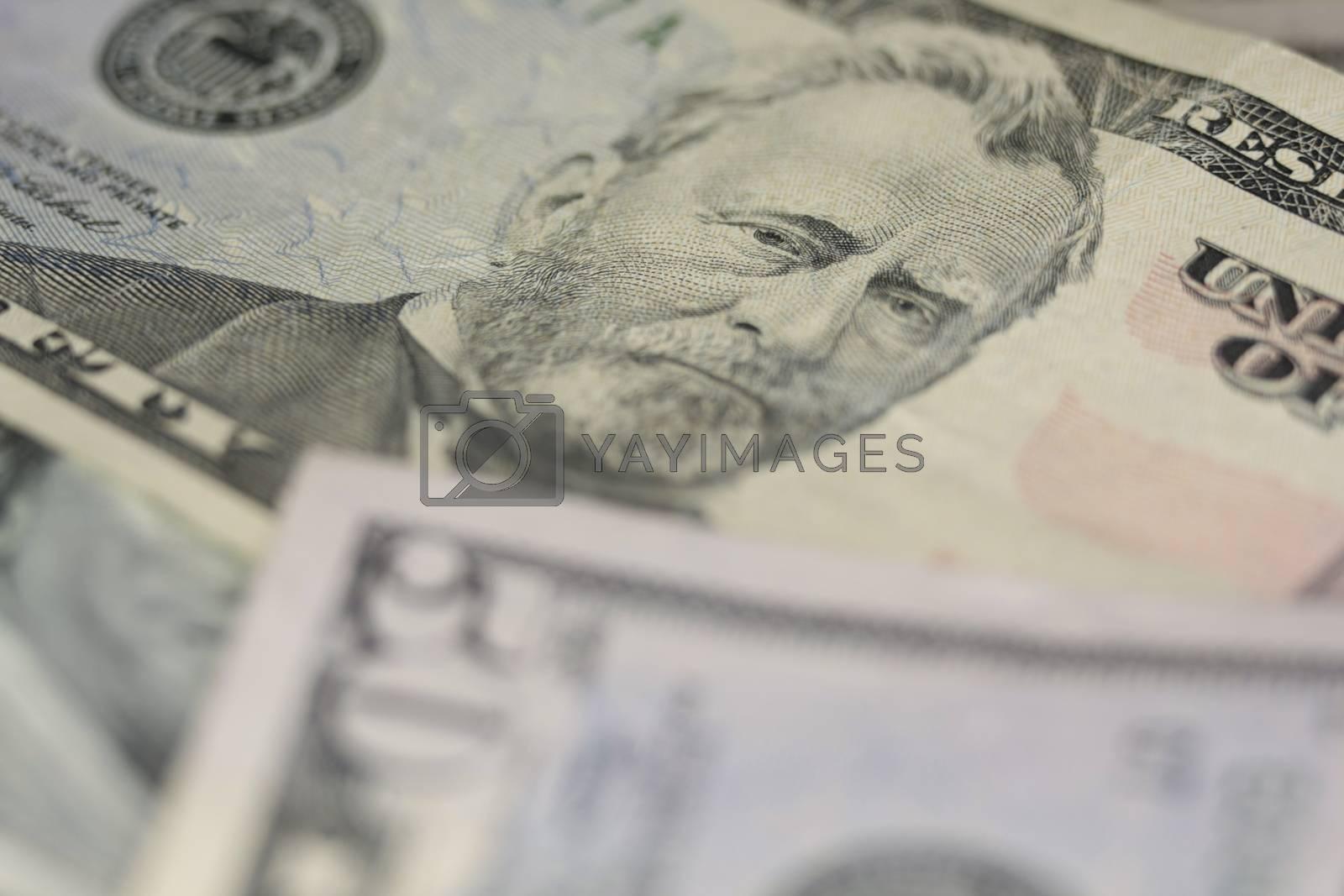 50 Dollars by applesstock