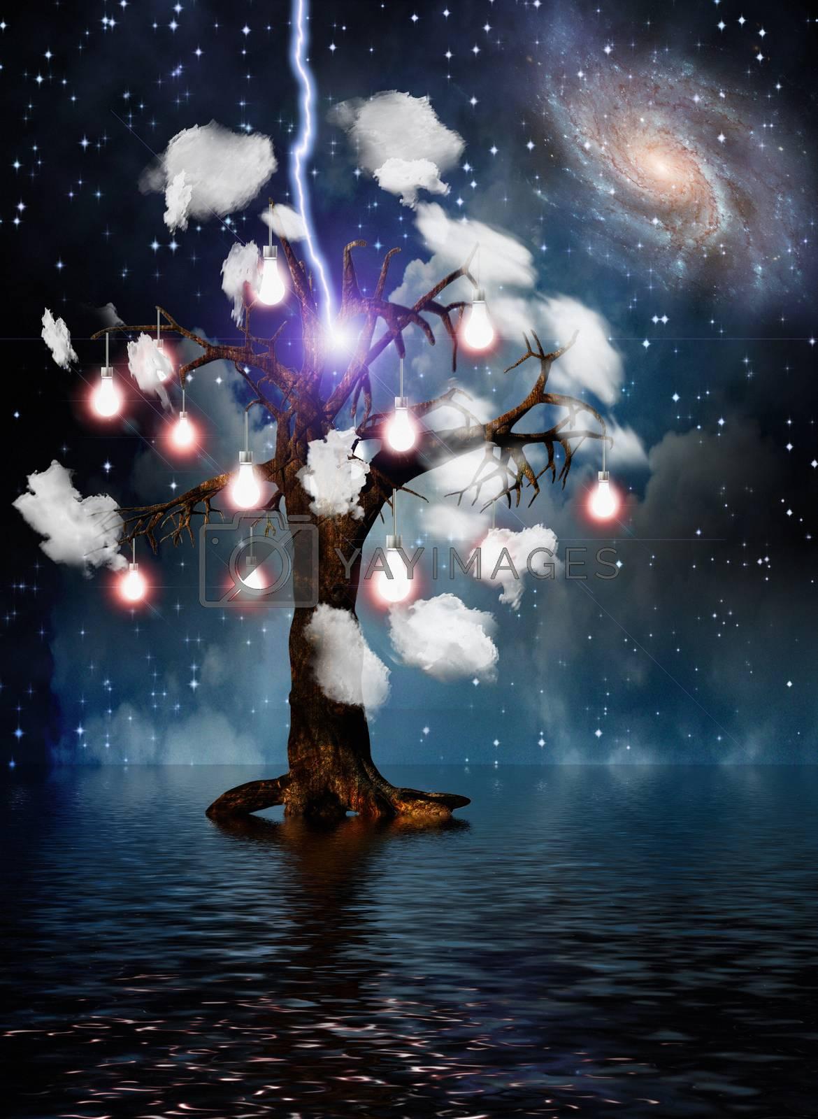 Eternal Tree by applesstock
