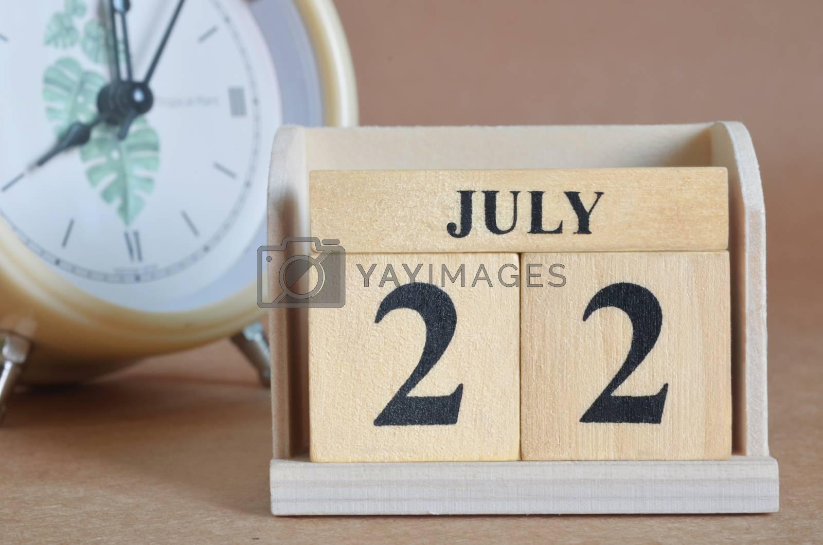 July 22 by Mrfrost