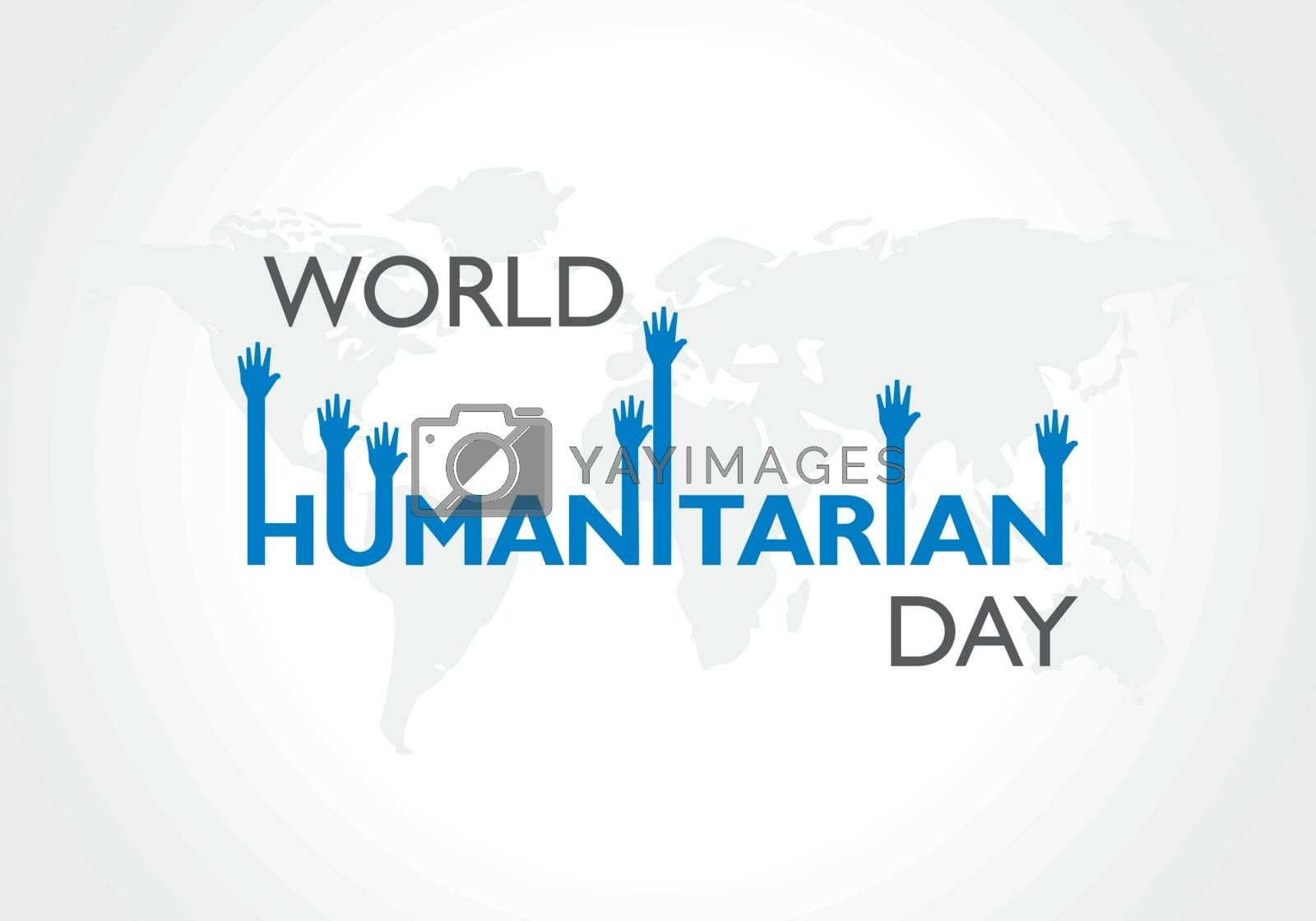 World Humanitarian Day observed on 19th August by graphicsdunia4you