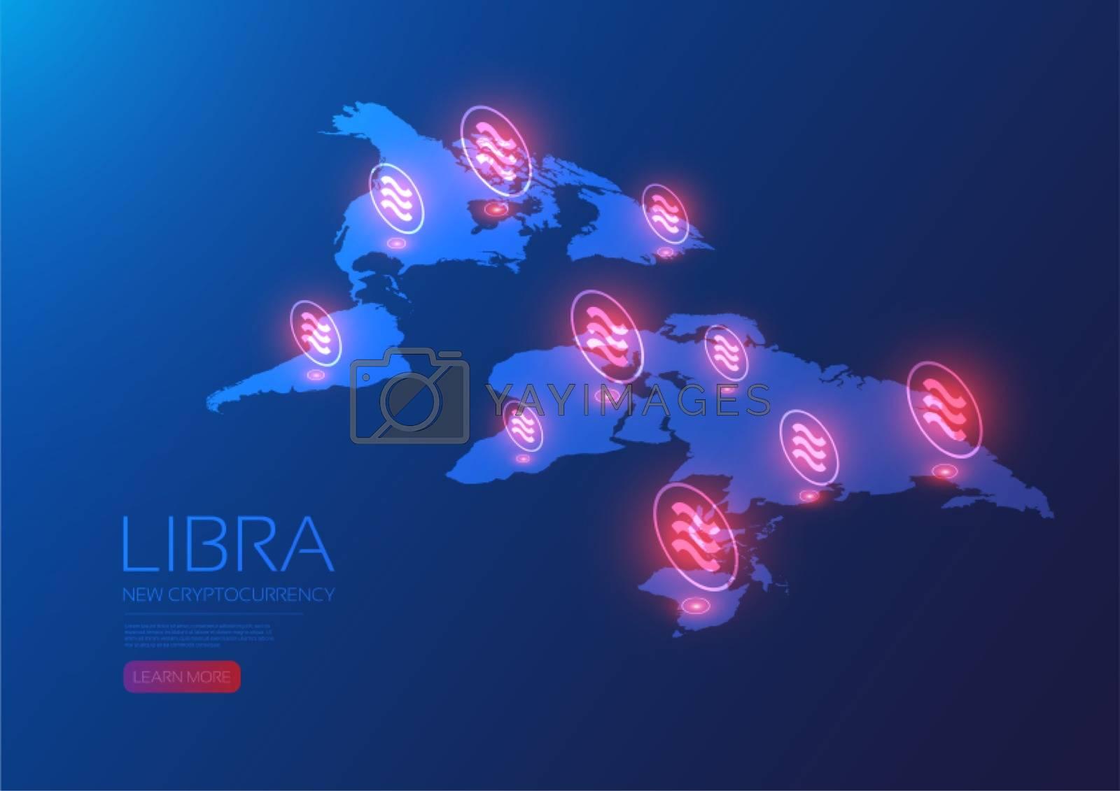 isometric libra global network, new cryptocurrency