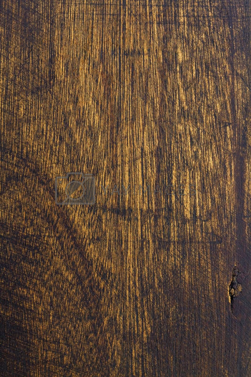 Background wood brown texture with natural patterns