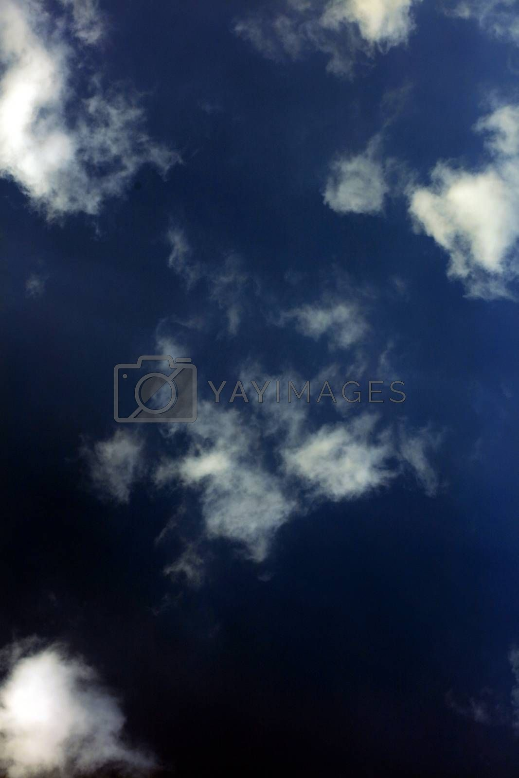 Summer sky with clouds background modern high quality prints fifty megapixel
