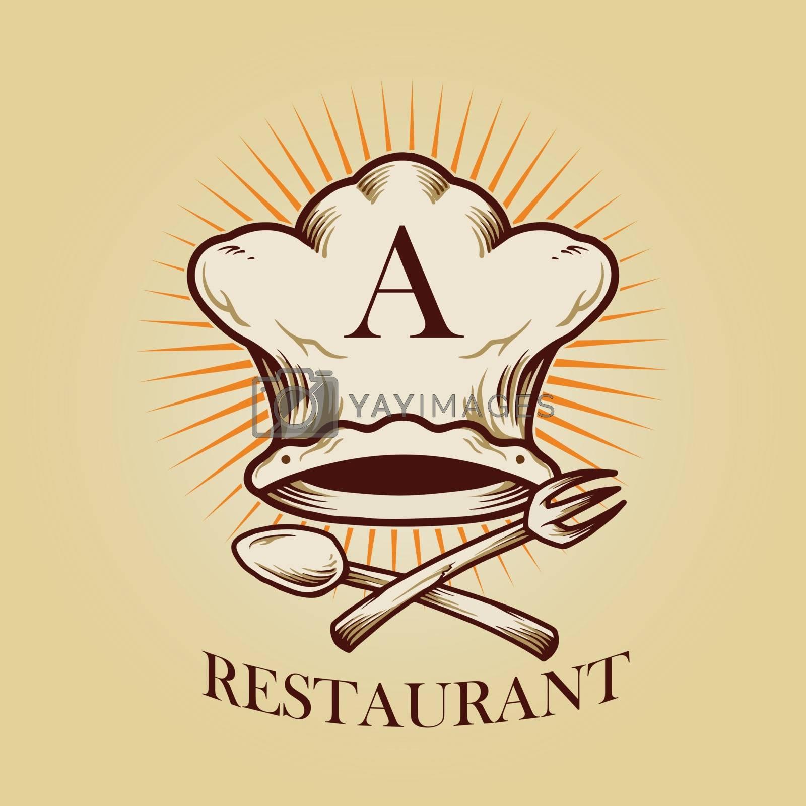 Restaurant Logo Chef
