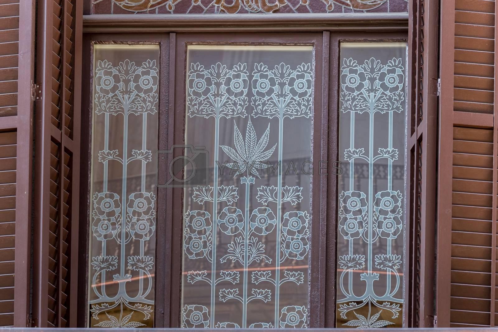 Palau Mornau, Hash Marihuana and Hemp Museum, Barcelona, Ciutat Vella, Spain