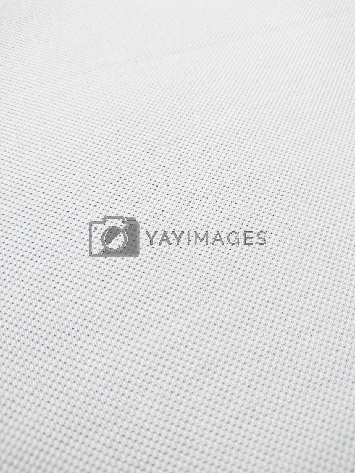 background of white fabric texture