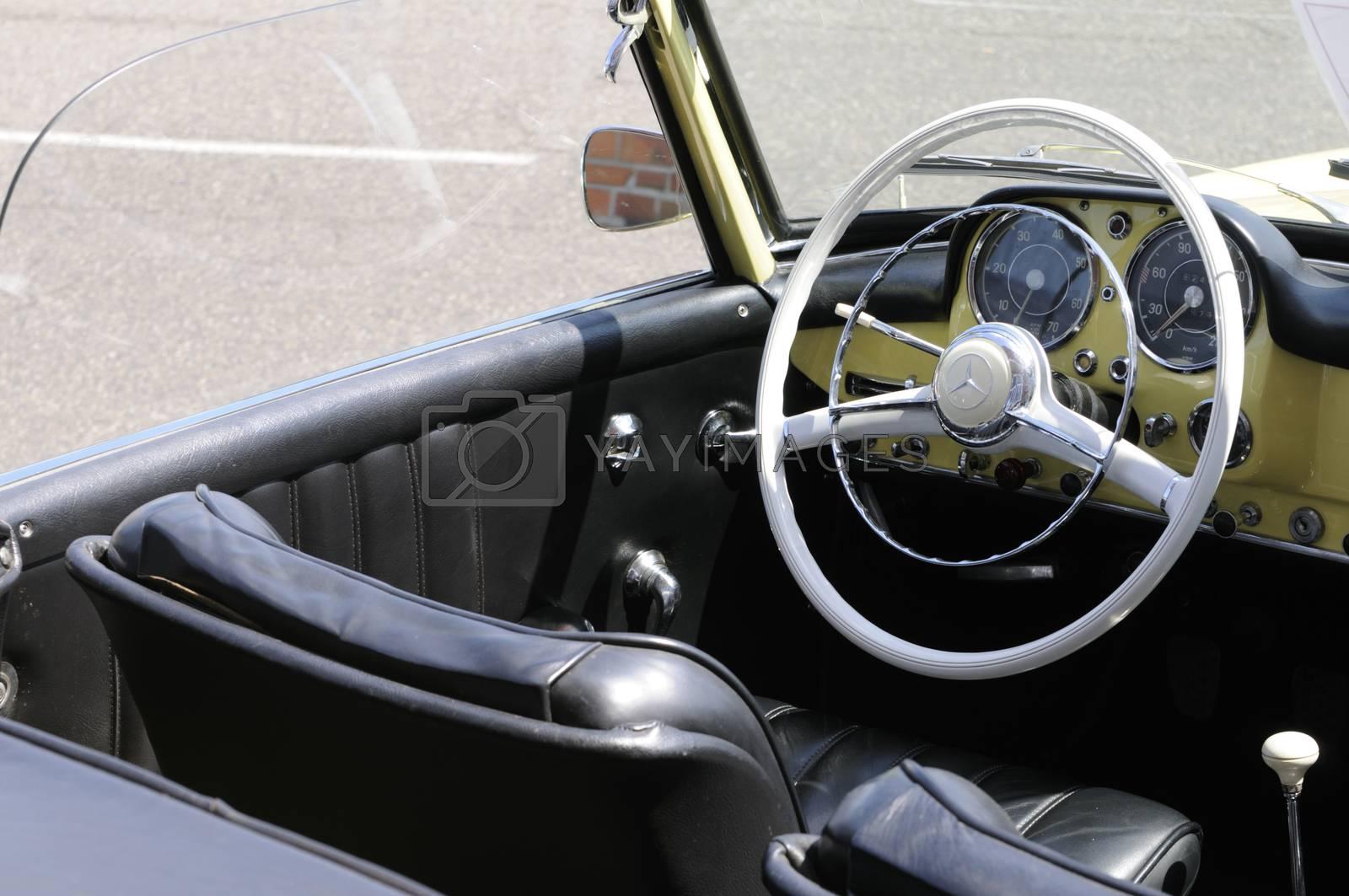 Mercedes-Benz 190 SL Roadster 1958.