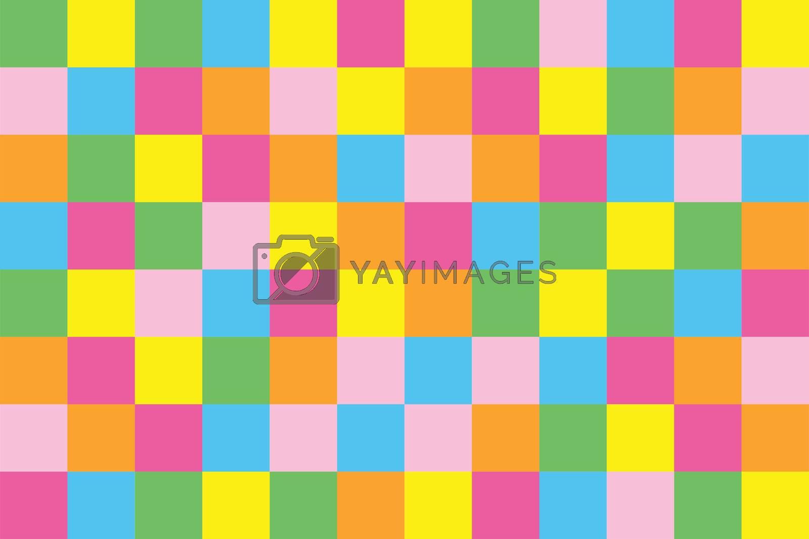 Royalty free image of Lennon Wall Flag by tony4urban