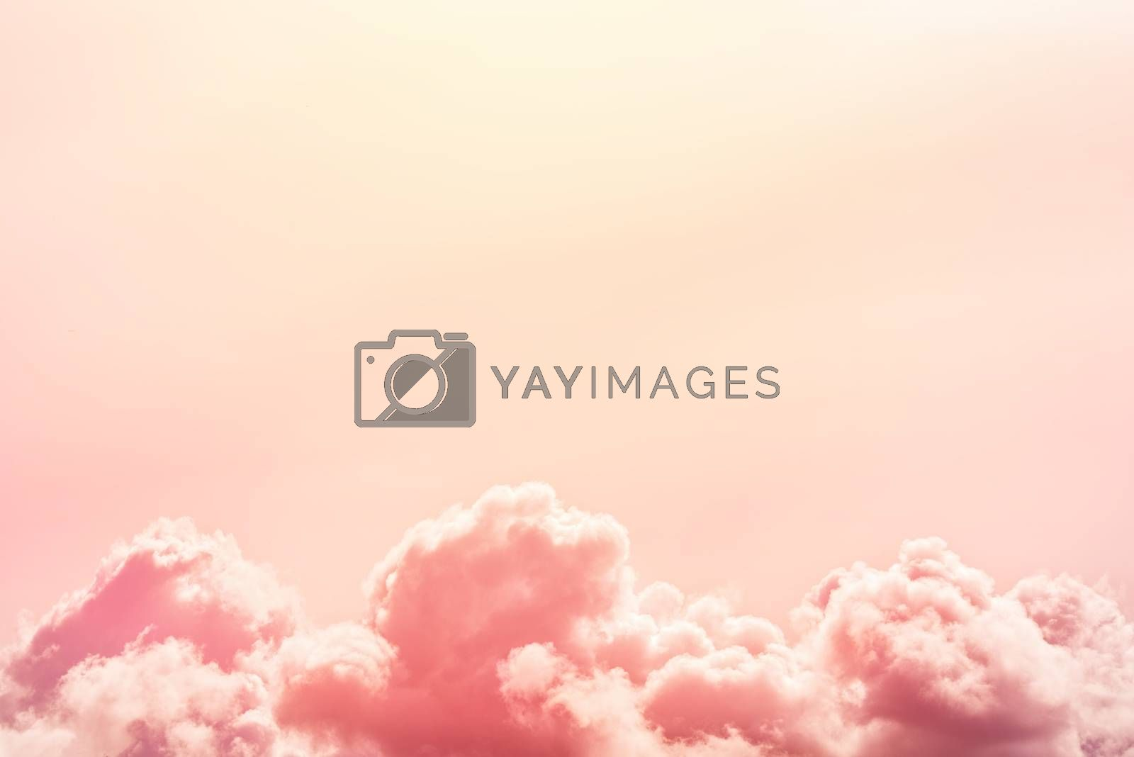 Dramatic red sky. Cloud background. Clouds in the sky.