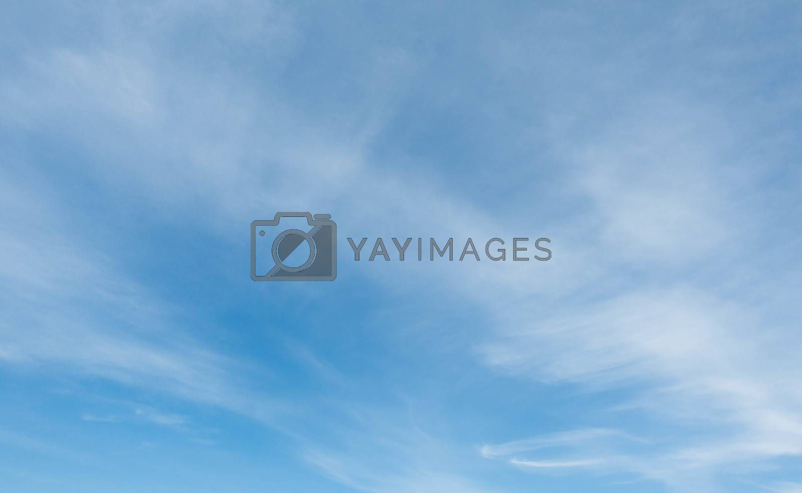 Blue sky with white cloudscape during day time
