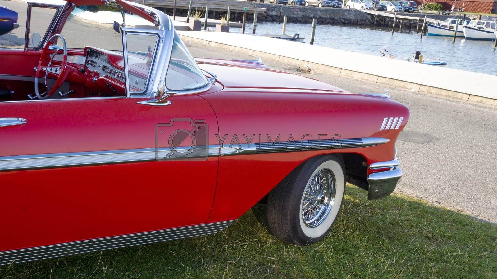 Royalty free image of Classic old Cars by Fr@nk