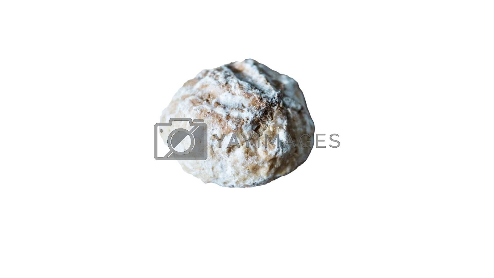 Royalty free image of Cookies,baked goods isolated on a white background. by Andriii_Klapkoo