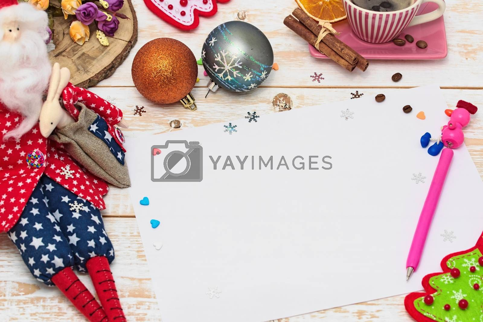 Christmas card by Visual-Content