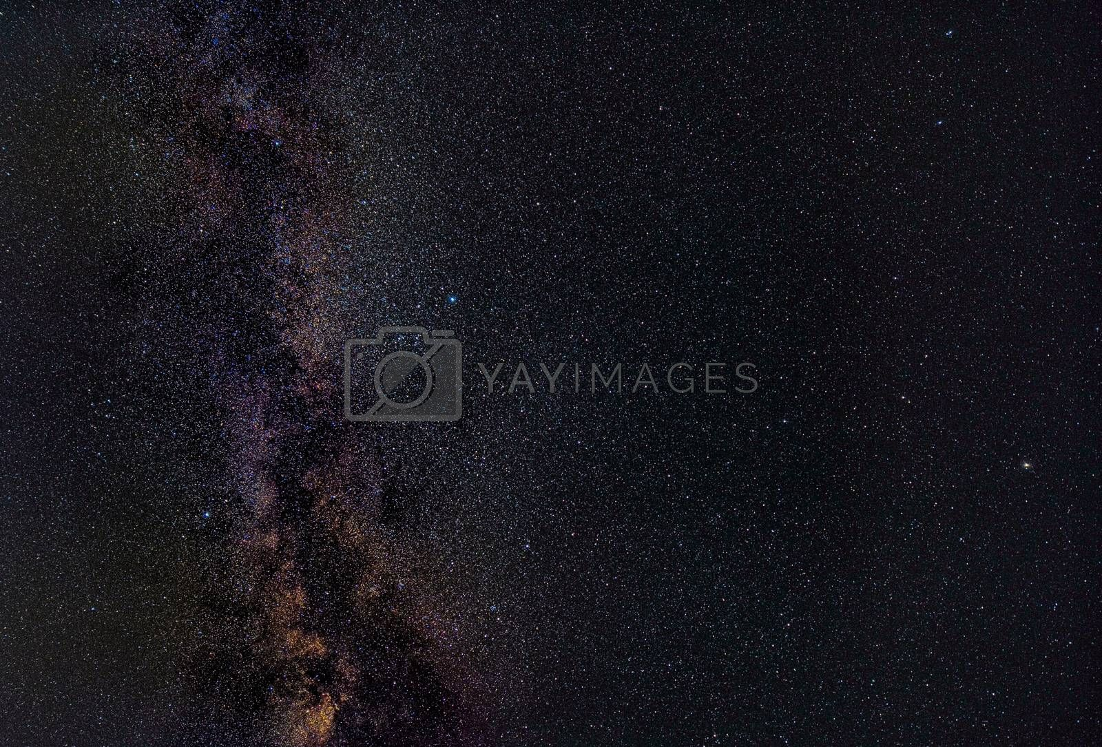 The Milky Way and a million other stars