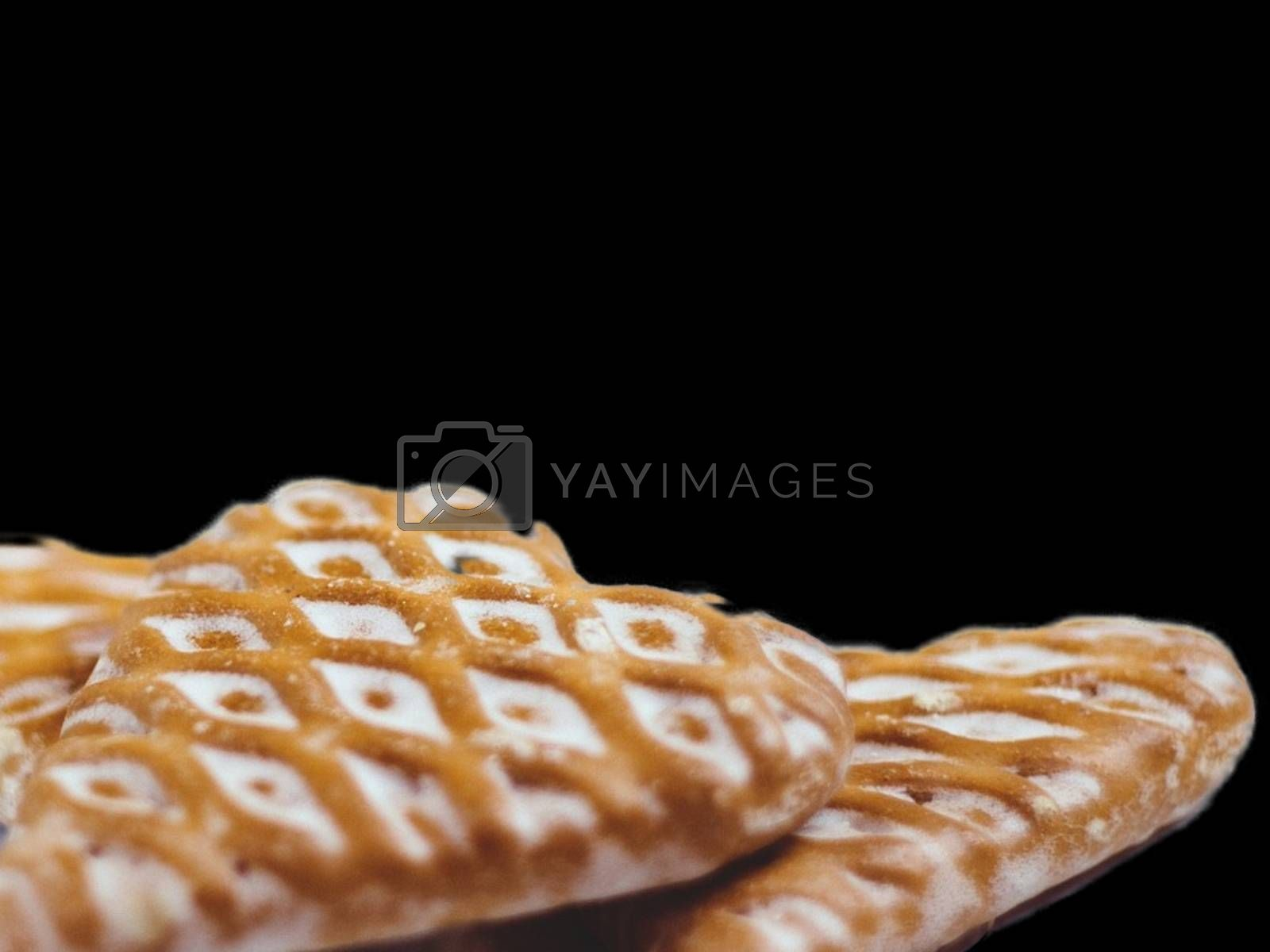 Royalty free image of Close-up of delicious Christmas sugar biscuits by balage941