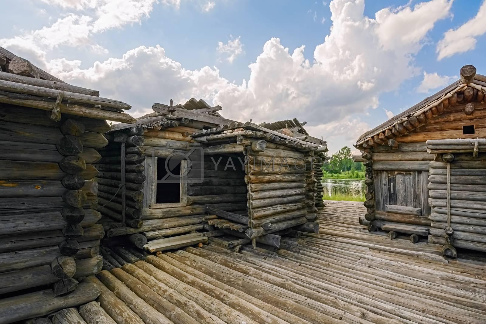 Araisi lake dwelling site by SNR
