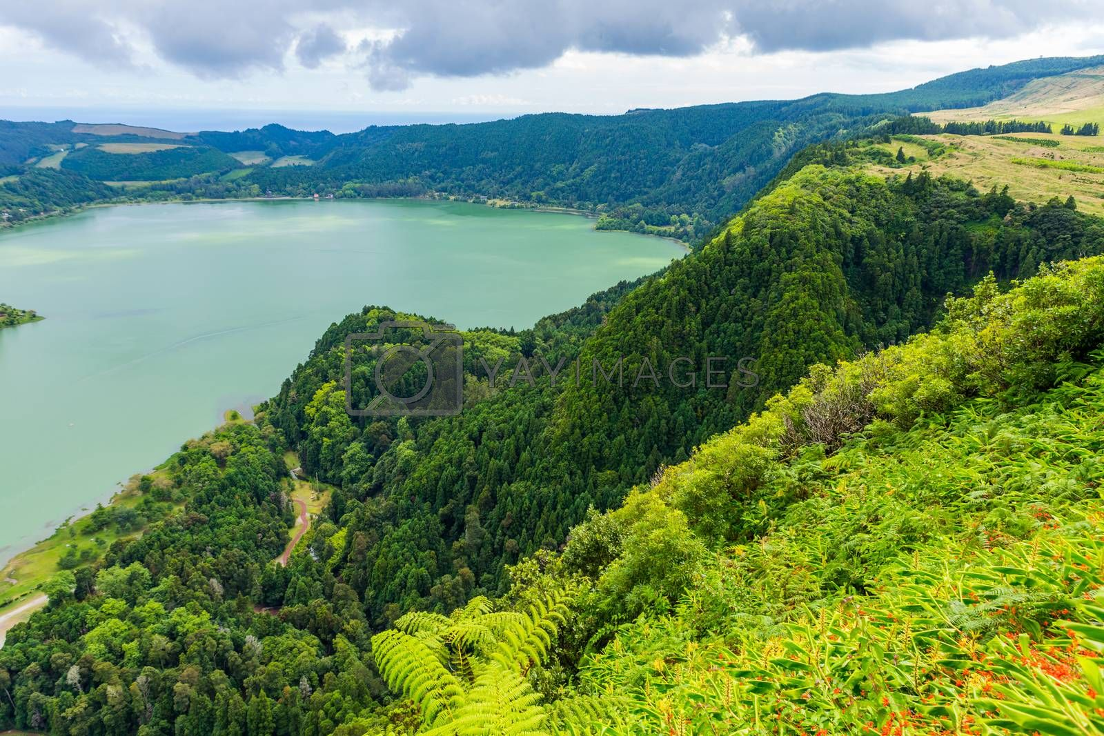 Royalty free image of Pico do Ferro by zittto