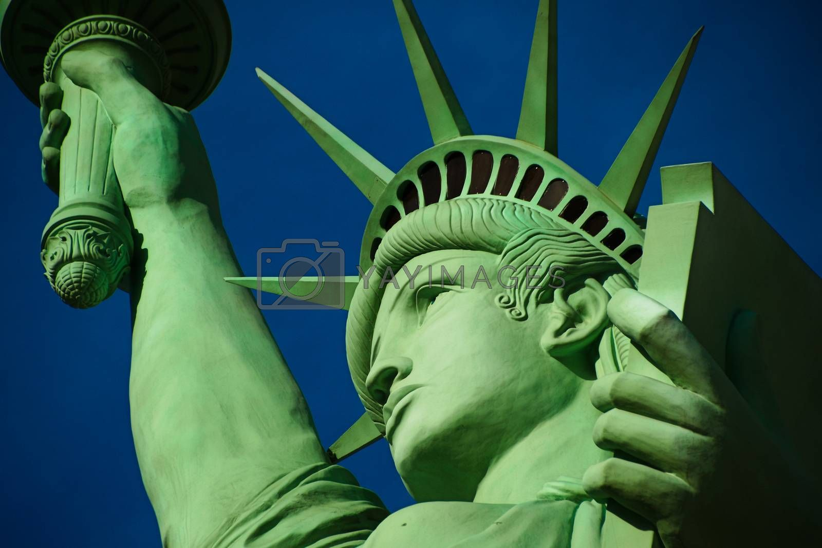 The Statue of Liberty is a colossal copper statue designed by Auguste Bartholdi a French sculptor was built by Gustave Eiffel.Dedicated on Oct 28, 1886.One of most famous icons of the 4th of July USA.