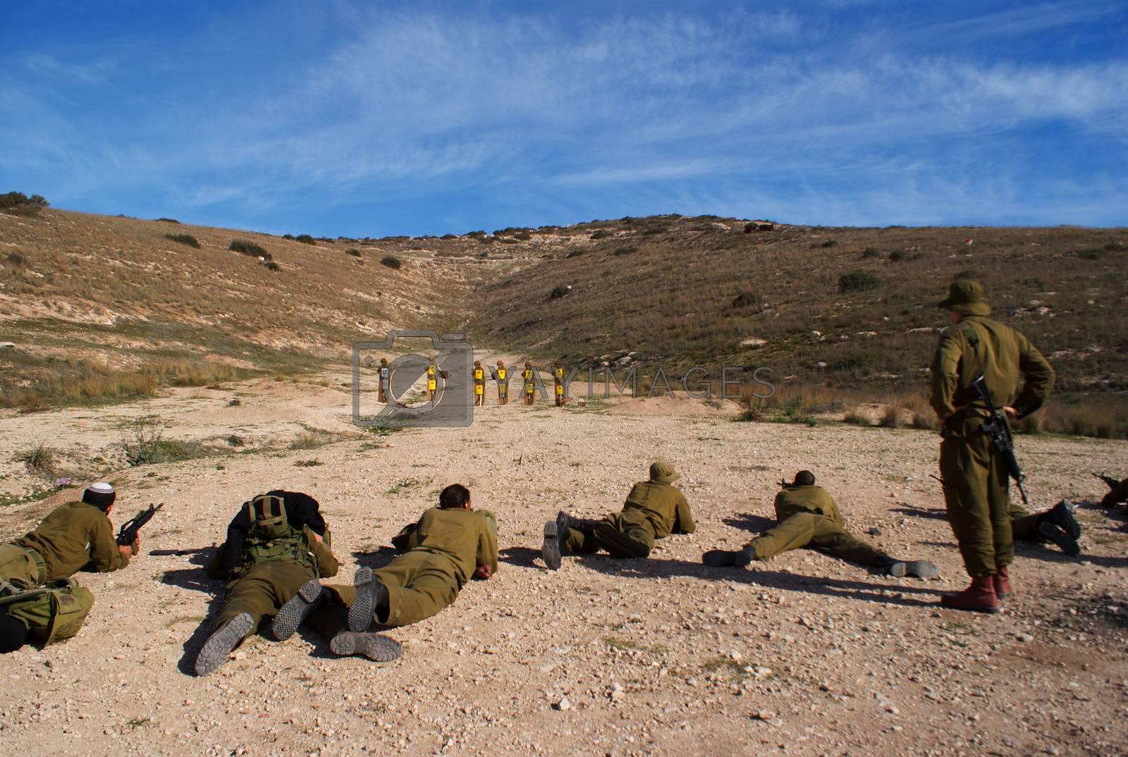 shooting ground  by javax