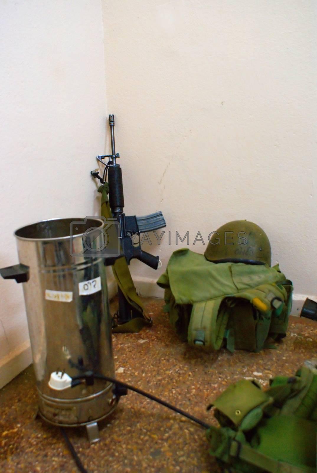 Soldiers room by javax