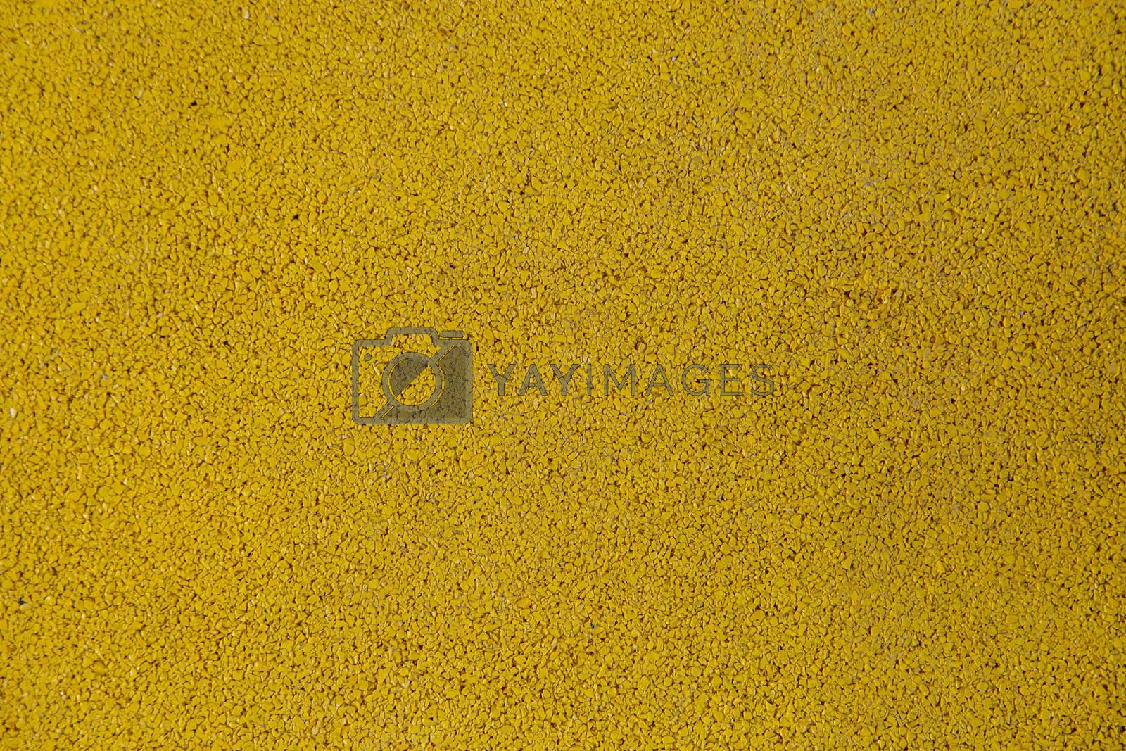 Background of rubber floor on the playground