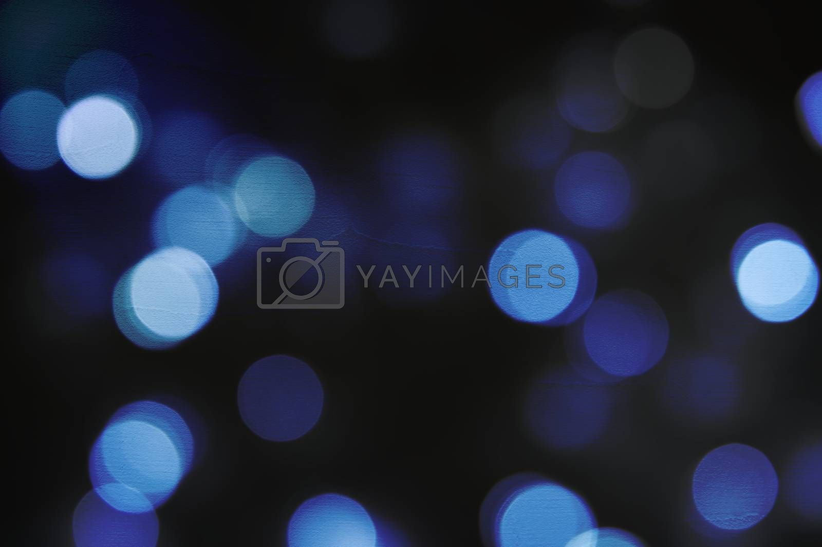 Abstract Bokeh Colorful Beautiful Entertainment Concept Bright Fun Multicolored Background.