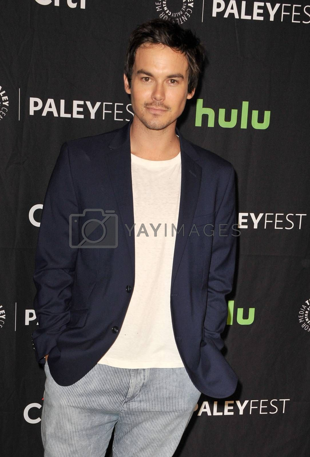 Tyler Blackburn by Lumeimages