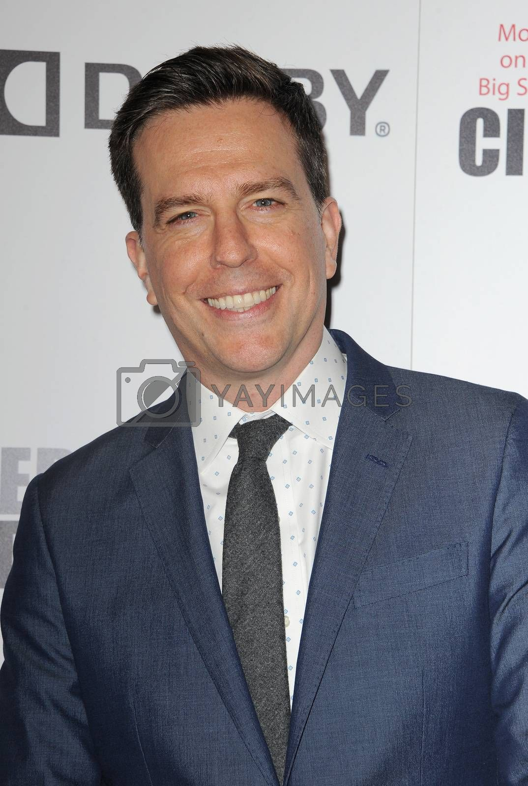 Ed Helms by Lumeimages