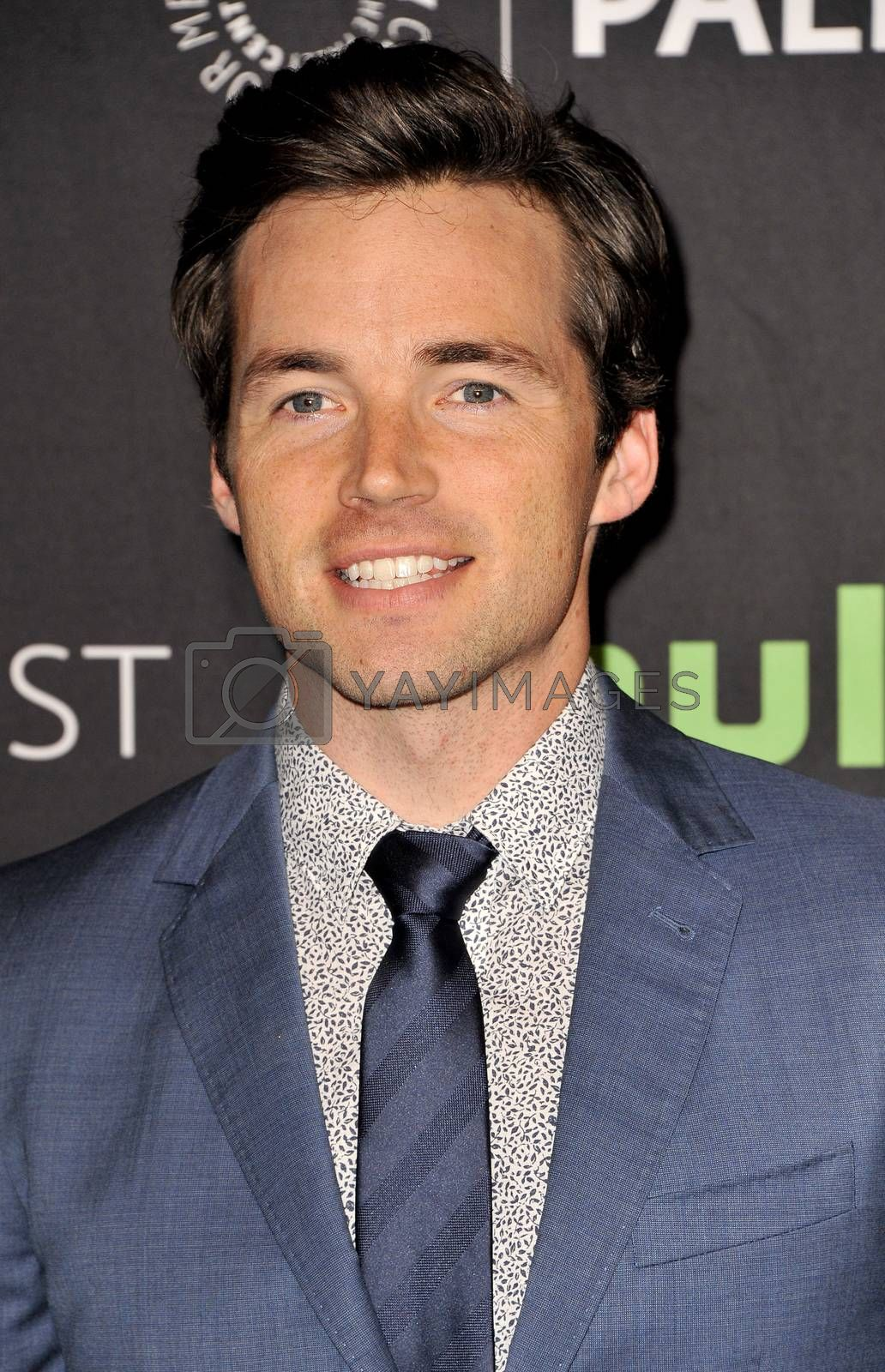Ian Harding by Lumeimages