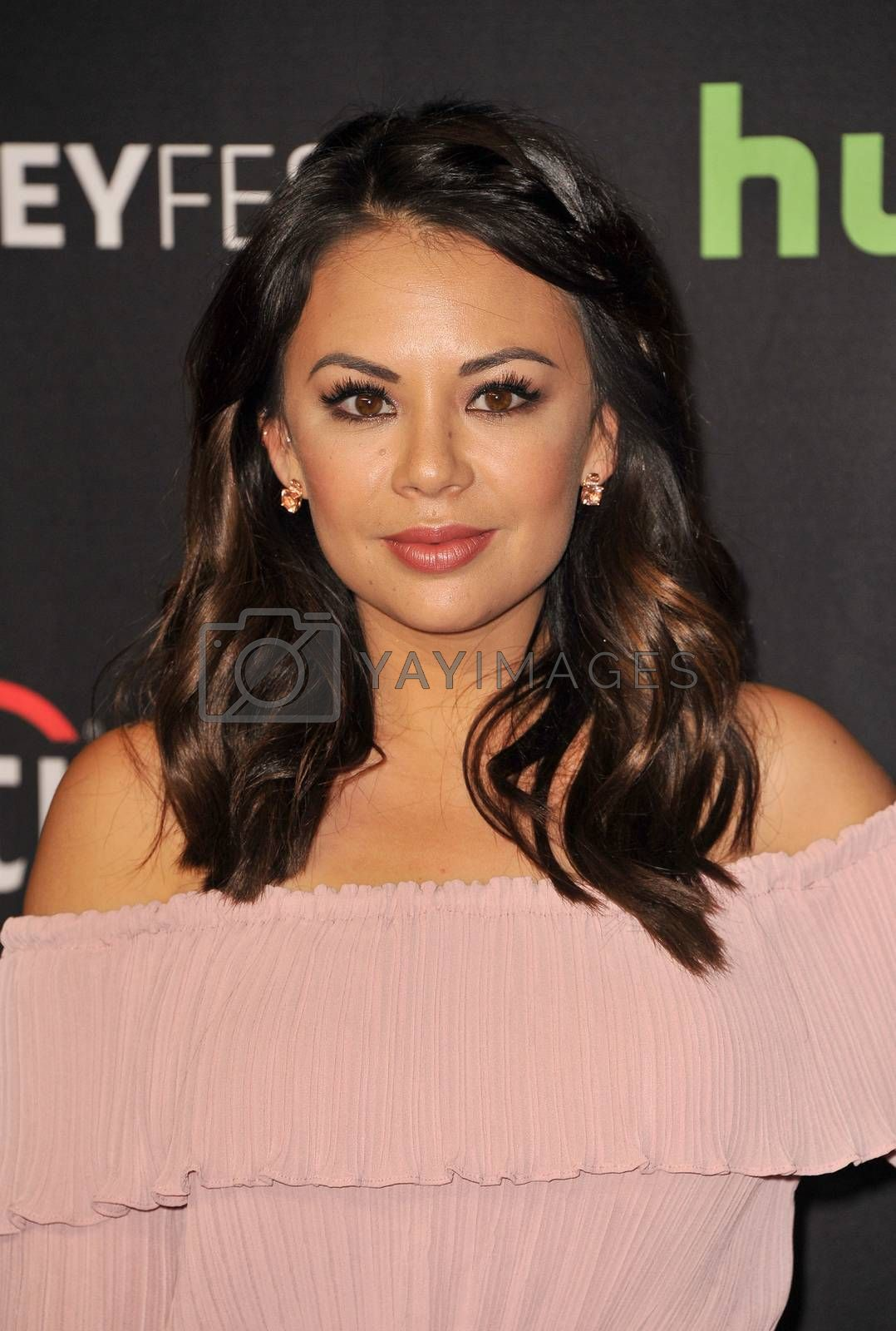 Janel Parrish by Lumeimages