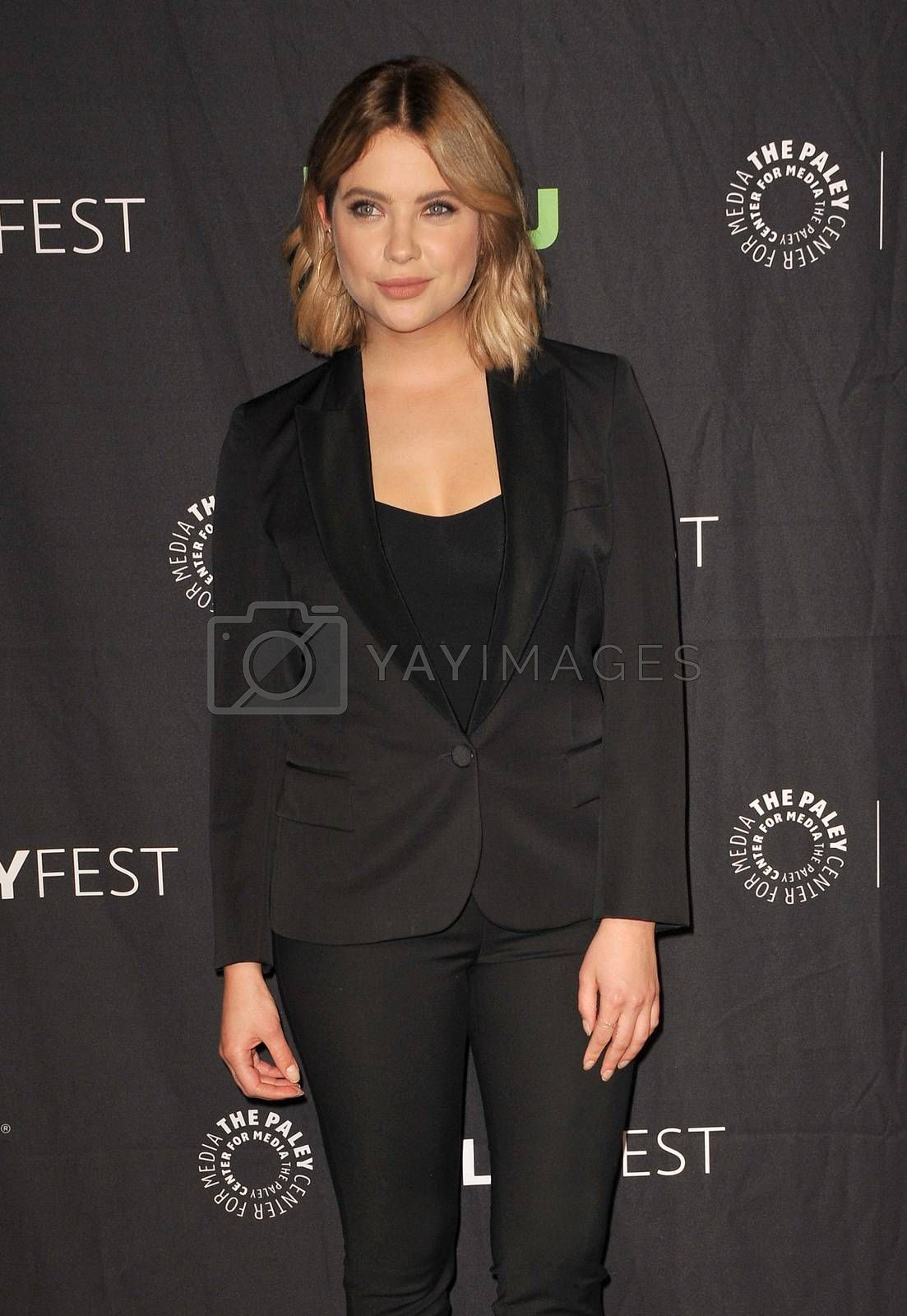 Ashley Benson by Lumeimages