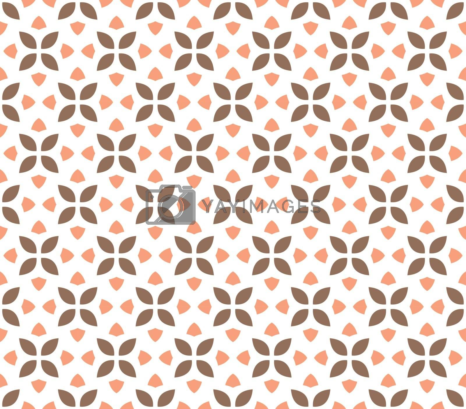 Abstract seamless geometric pattern background with lines, oriental ornaments patterns
