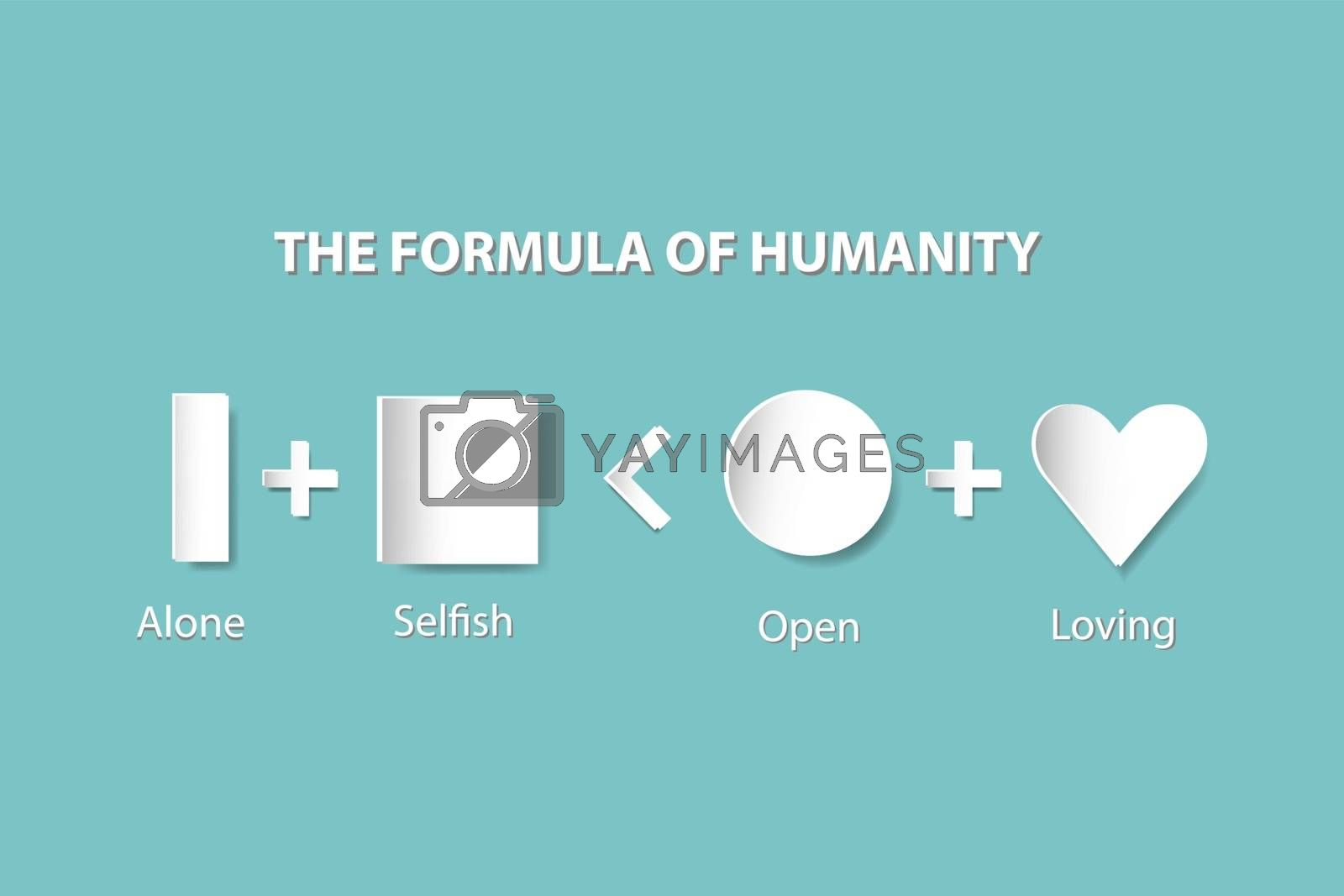 The formula of humanity by Frank11