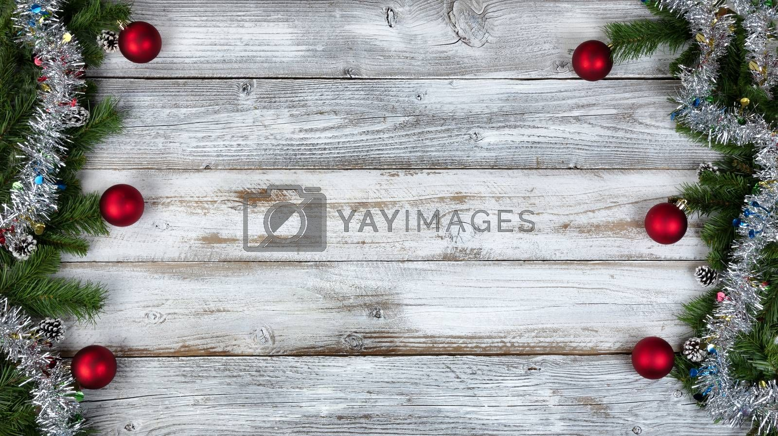 Winter holiday concept background for Christmas or New Year