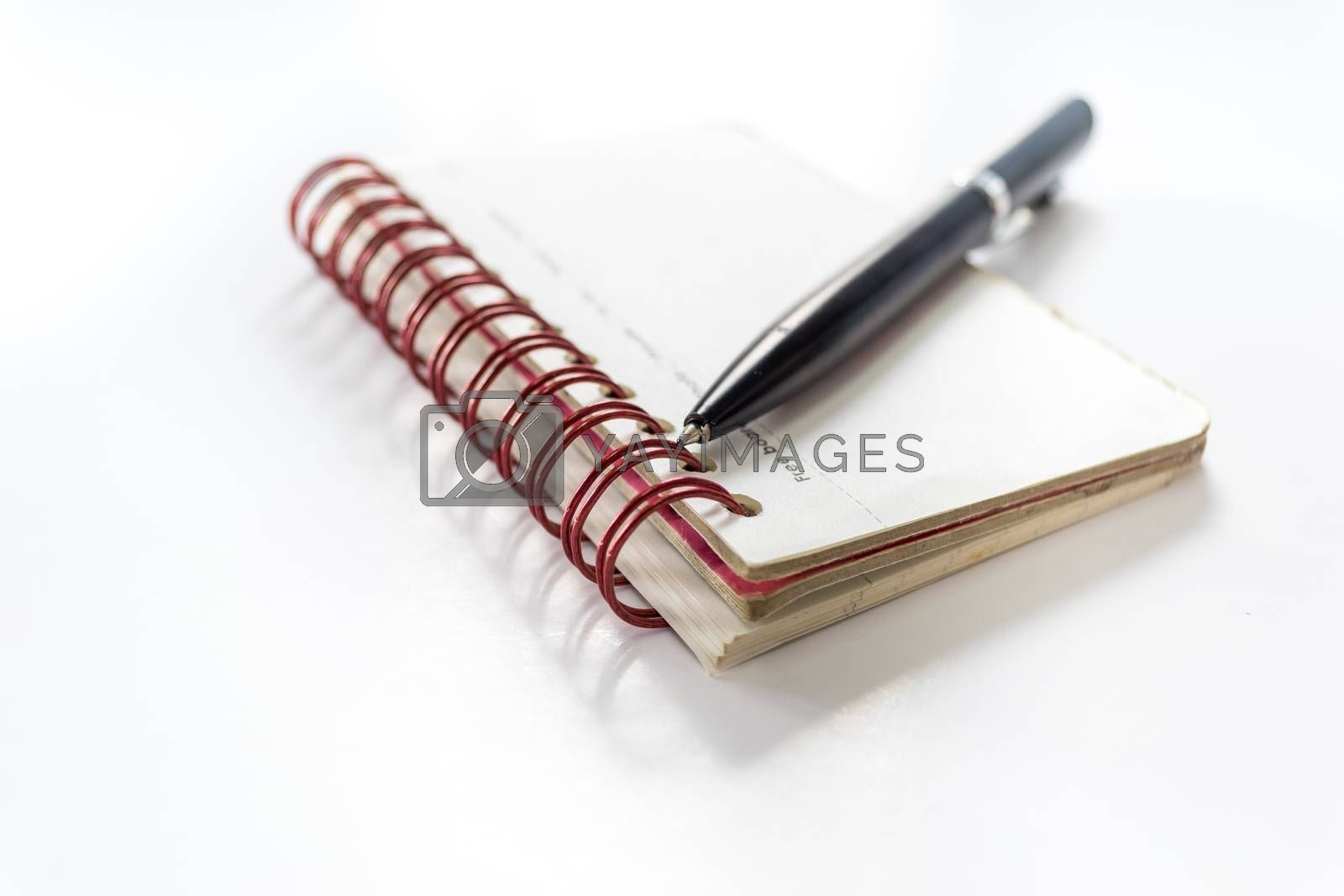 Note Book for note reminder on a daily basis.