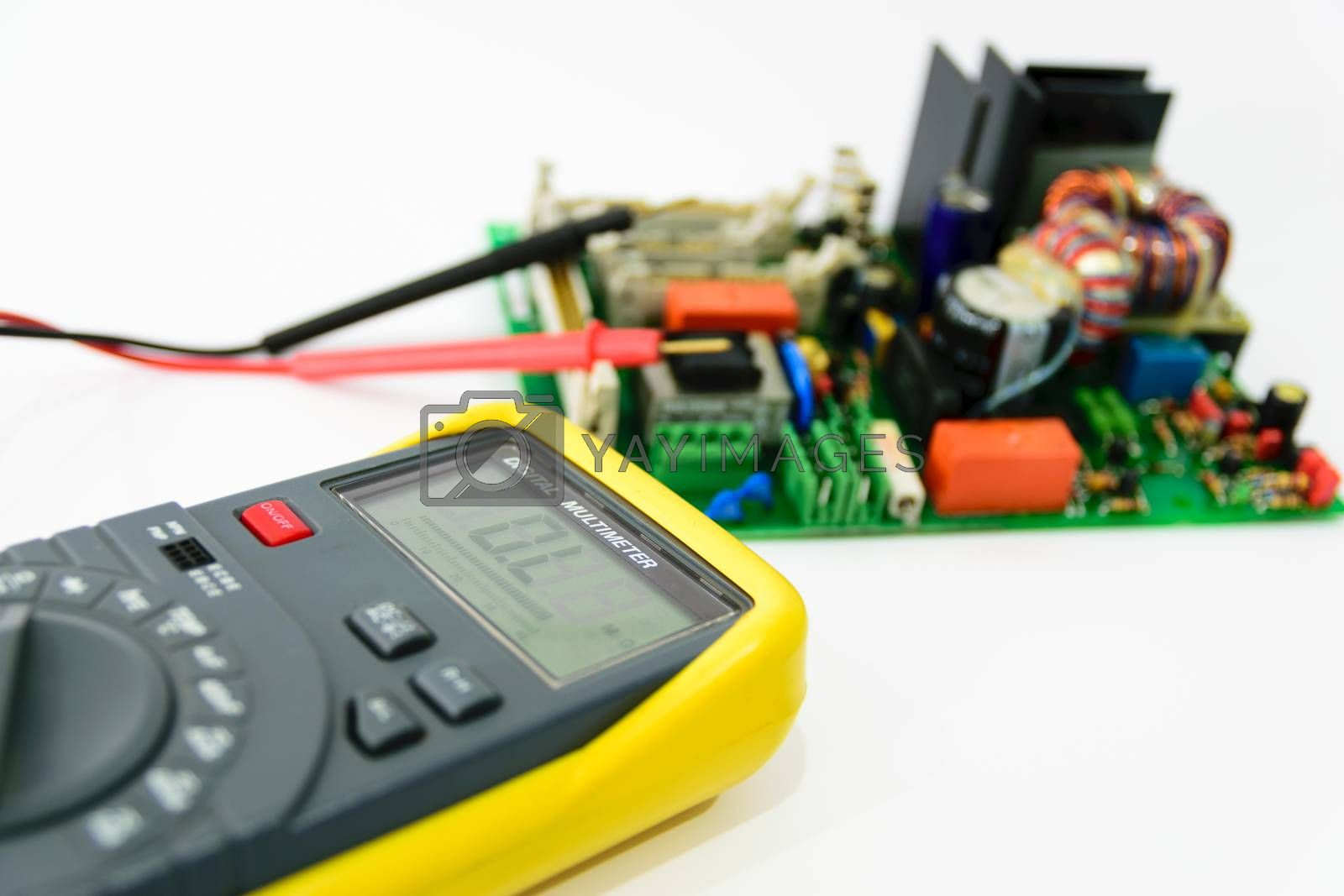 Digital multimeter is a necessary measure in electrical and electronic unit.