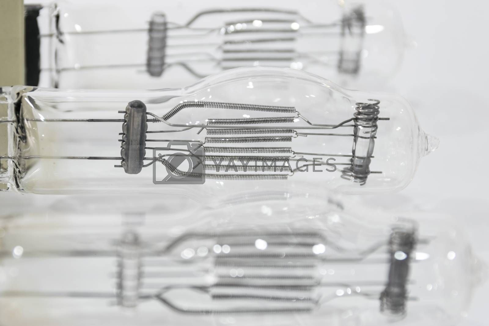 Incandescent bulbs by wattanaphob