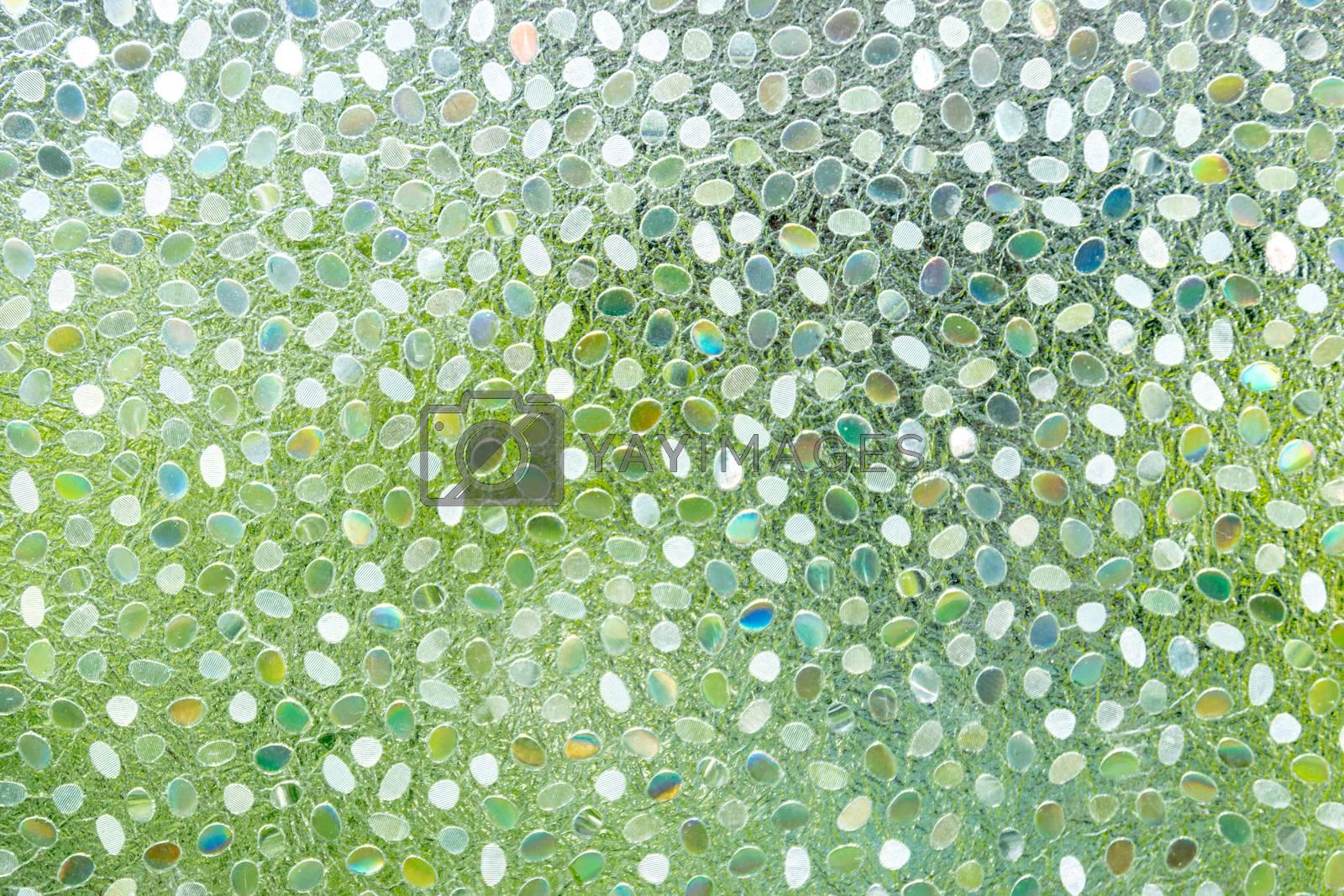 Beautiful Glass colerful texture background.