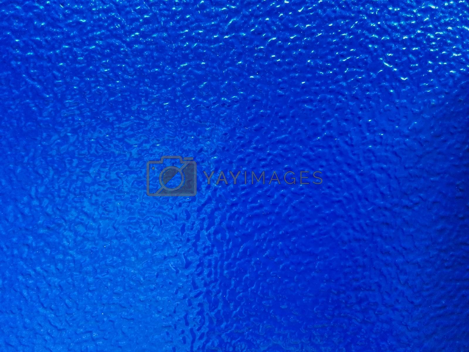 Wall blue coler texture background.