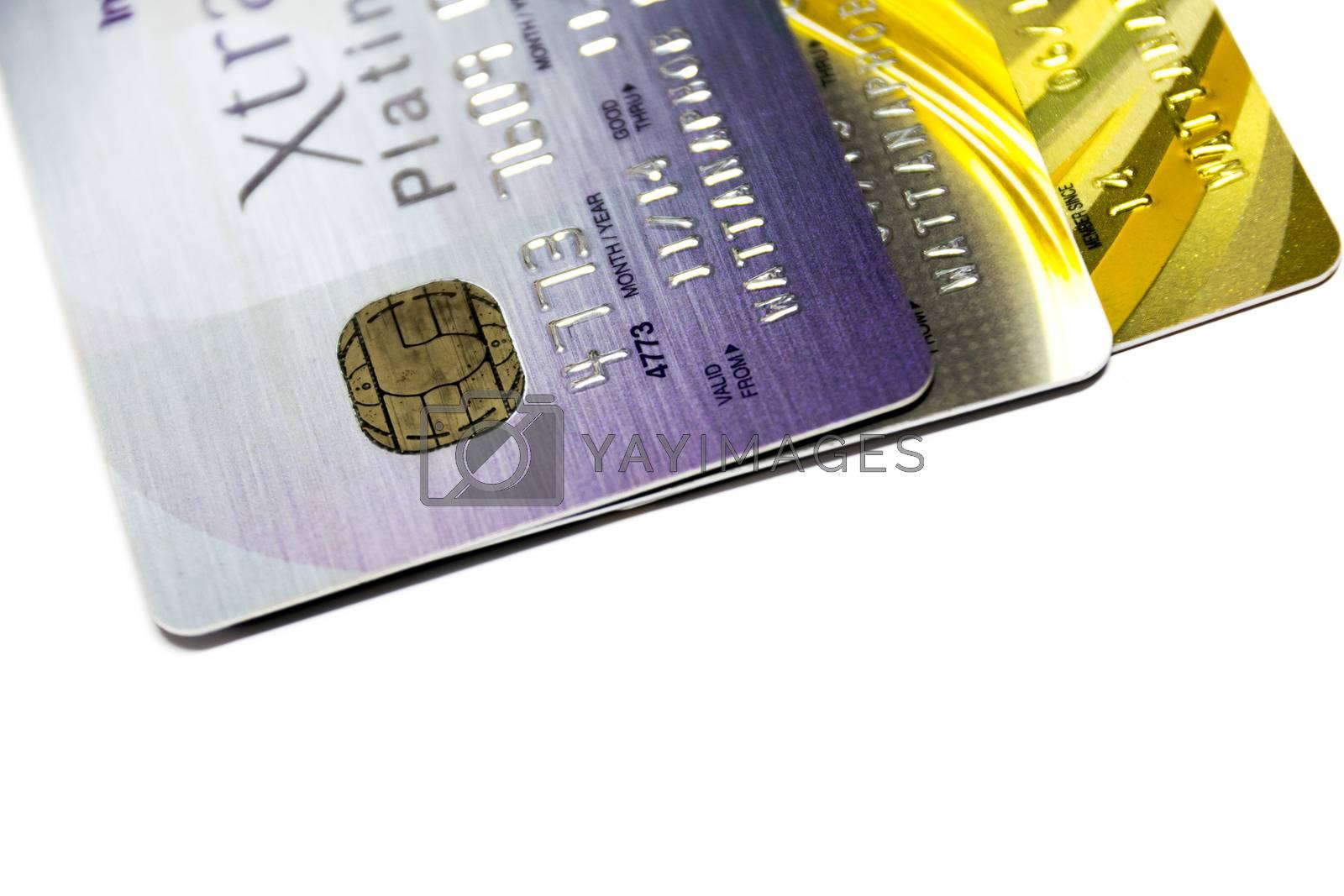 Credit Cards by wattanaphob