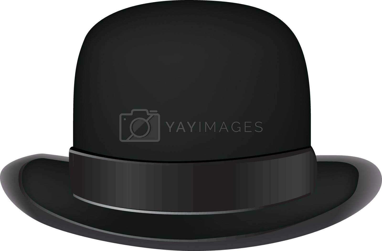 Royalty free image of Bowler hat by VIPDesignUSA